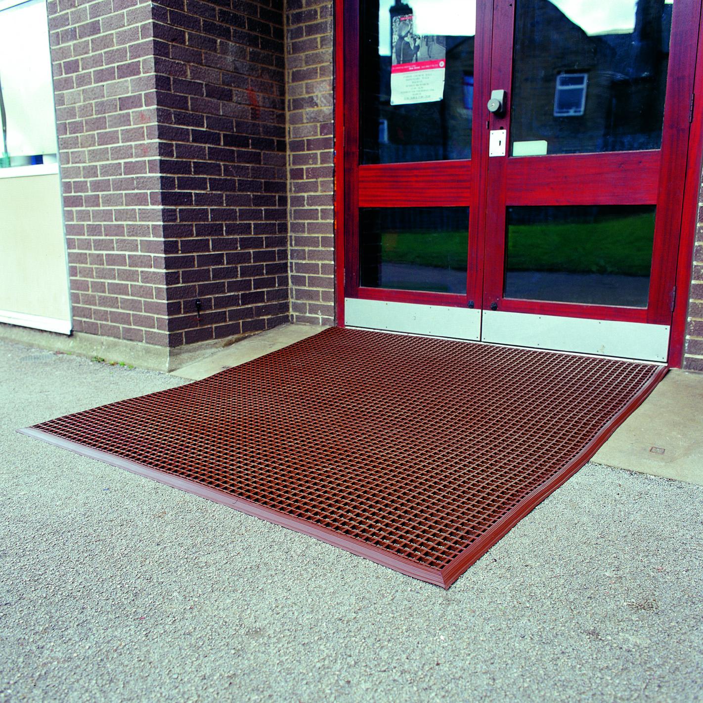 Exterior Entrance Mats