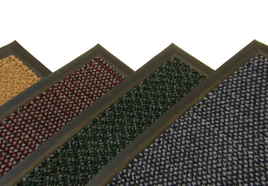 Make a mat edging example